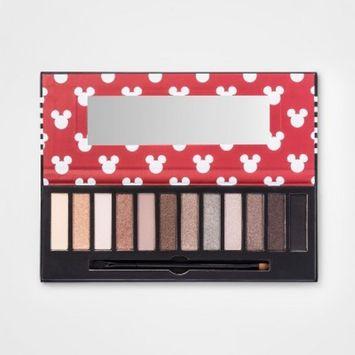 Disney Mickey Mouse & Friends Mickey Cosmetic Eye Palette Neutral - 0.85oz
