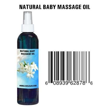 8 Oz Natural Jojoba Oil Blend for Baby and Mum - Jojoba Baby Mum Oil with Other Natural Oils