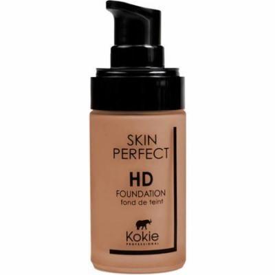 Kokie Professional Skin Perfect HD Liquid Foundation, 45C, 1.0 fl oz