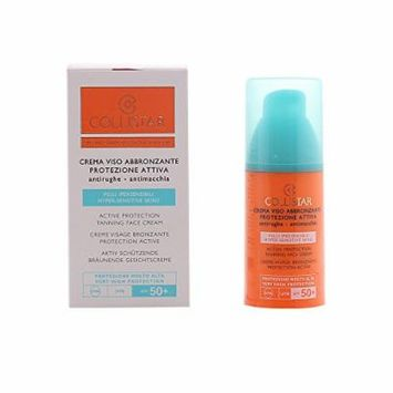 Collistar - PERFECT TANNING face cream SPF50 50 ml