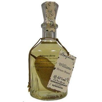 Kammer Brandy Williams Birne Pear In The Bottle 750ML