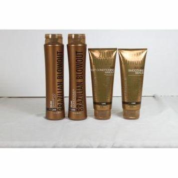 Brazilian Blowout Volume Shampoo, Conditioner, Masque & Serum
