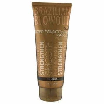Brazilian Blowout Acai Deep Conditioning Masque 8 oz