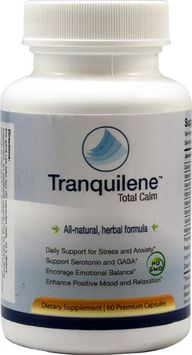 Tranquility Labs Tranquilene Total Calm 60 Premium Capsules