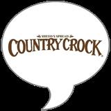 Country Crock® Badge