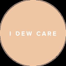 I Dew Care Vitamin Collection Badge