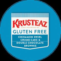 Krusteaz Gluten Free Mixes Baking Badge