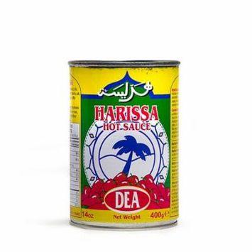 Harissa Hot Sauce Paste in Tin by DEA