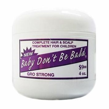 Baby Don't Be Bald Gro Strong 4oz