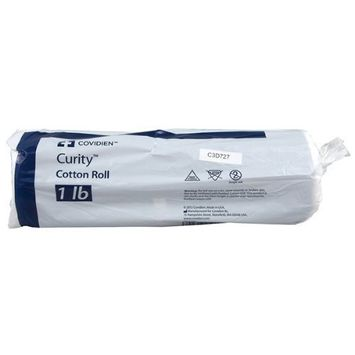 Non Sterile Cotton Roll - 1 lb by JORVET