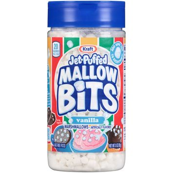 Jet-Puffed Mallow Bits Vanilla