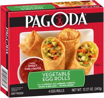 Pagoda® Vegetable Egg Rolls