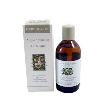 Aromatic Acqua Camomilla (Chamomile Water) for Dry or Sensitive Skin by L'Erbolario Lodi