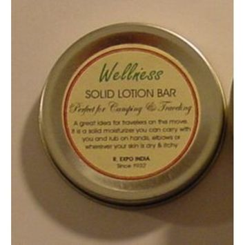 Jaipur - Wellness Solid Lotion Bar - From RExpo