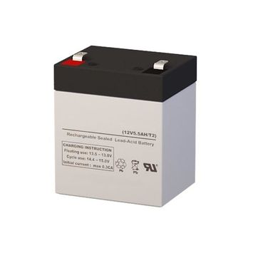 National Battery NB12-5.5HR F2 Battery Replacement (12V 5.5AH )