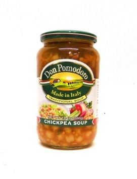 Don Pomodoro All Natural Chickpea Soup 19.4 oz