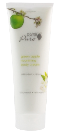 100% Pure Green Apple Nourishing Body Cream