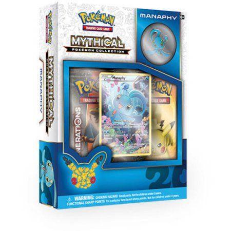 Pokemon TCG Mythical Collection Card Game