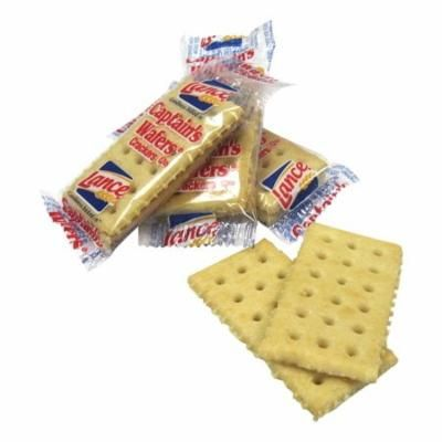 Lance Captain Wafers, .23 Oz, 500 Ct