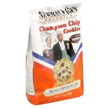 Newman man's Own Organics Orange Chocolate, 10-Ounce (Pack of 12)