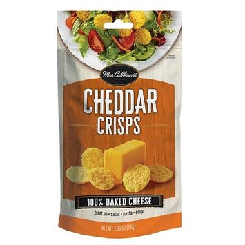Mrs Cubbisons Kitchen Mrs Cubbisons Crisps, 1.98 oz