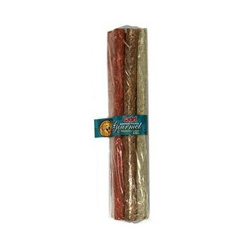 IMS Trading 10232 8-Pack Munchy Log for Dogs, 12-Inch