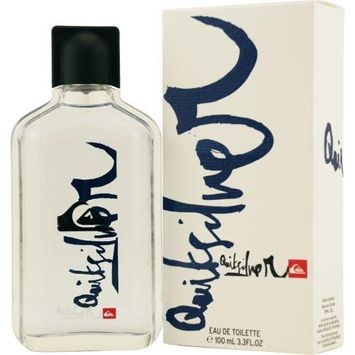 Quiksilver by Quiksilver for Men. Eau De Toilette Spray 3.4-Ounces