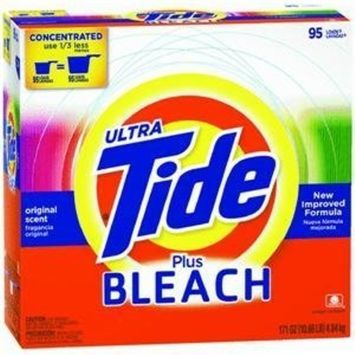 Procter And Gamble Procter & Gamble 27807 Tide Laundry Detergent
