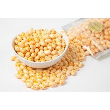 Caramel Corn Jelly Belly (1 Pound Bag) - Yellow/Brown