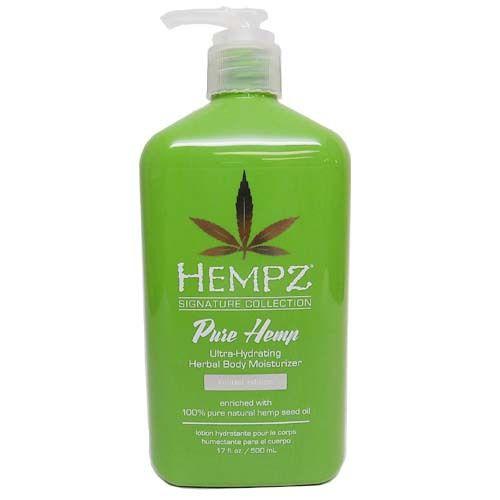 Hempz Limited Edition Pure Hemp Body Moisturizer
