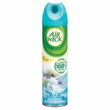 NEW 2PK 8 OZ Airwick Aerosol Air Freshener Fresh Waters Scent