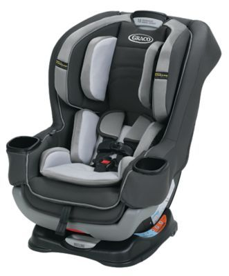 Graco Extend2Fit� Convertible Car Seat featuring Safety Surround� Side Impact Protection
