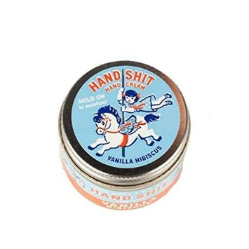 Blue Q Hand Shit Hand Cream - Vanilla Hibiscus by Blue Q