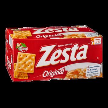 Keebler Original Zesta Saltine Crackers