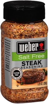 Weber® Salt Free Steak Seasoning