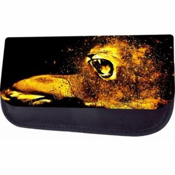Roaring Lion Jacks Outlet TM Nylon-Lined Cosmetic Case