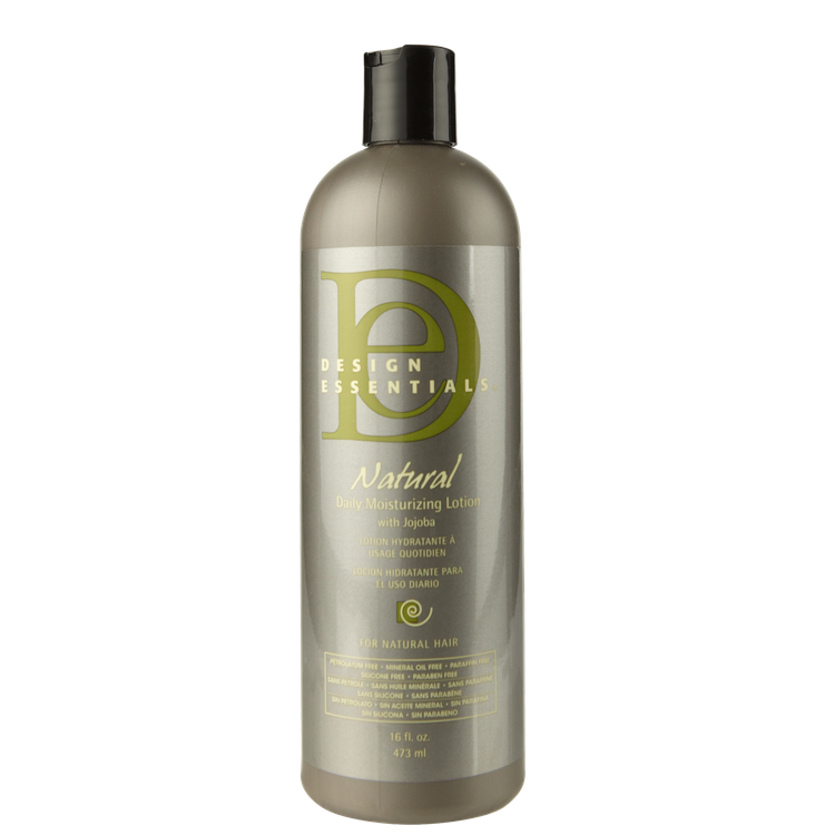 Design Essentials Natural Daily Moisturizing Lotion 16 oz.
