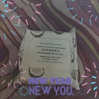 SEPHORA COLLECTION Cleansing & Exfoliating Wipes - Coconut Water uploaded by Jasmine A.