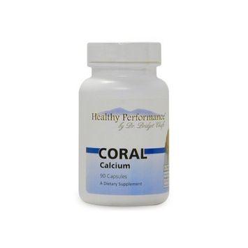 Healthy Performance Coral Calcium - 90 capsules