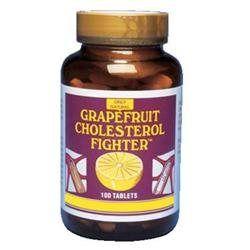 Only Natural Grapefruit Cholesterol Fighter 100 tablets