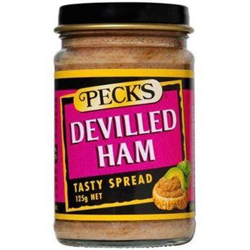 Pecks Paste Devilled Ham Spread 125g