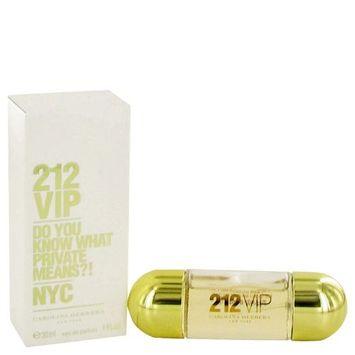 212 Vip by Carolina Herrera - Eau De Parfum Spray 1 oz