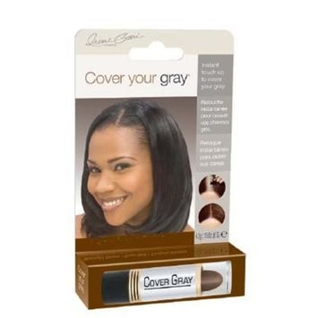 Cover Your Gray Hair Color Touch-up Stick - Light Brown/Blonde- Color Hair Stick, Hair Color Touch up Stick, Root Cover up Stick, Hair Touch up, Color Stick, Cover Gray Stick, Hair Root Touch up