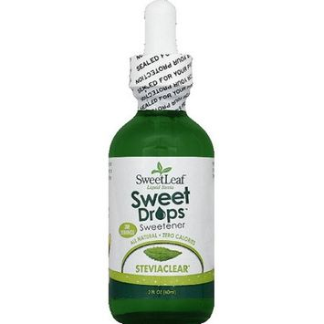 Sweetleaf Sweet Drops Liquid Stevia Sweetener, 2 fl oz