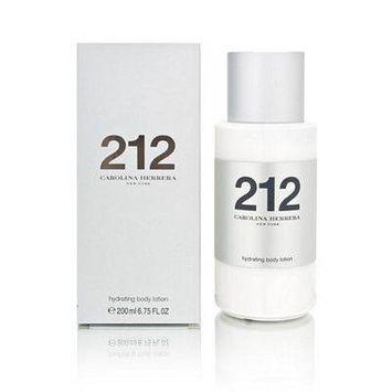 CAROLINA HERRERA - 212 For Women Hydrating Body Lotion