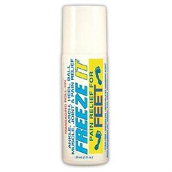 Freeze It Feet Advanced Therapy Gel, 3 oz