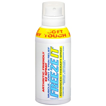 Freeze It Advanced Therapy Spray