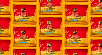 Take Your Taste Buds On A Trip With This NEW Deliciously Cheesy Snack From RITZ Crackers