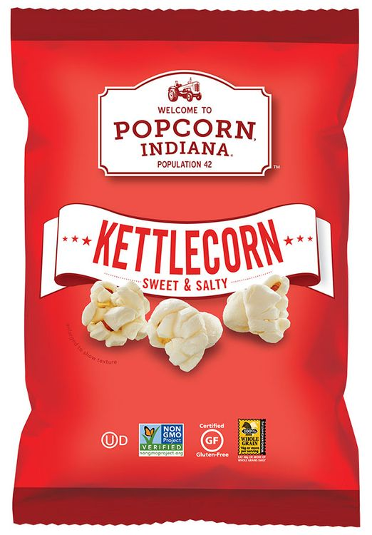 Popcorn Indiana Kettlecorn Sweet &Salty