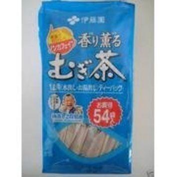 ITO EN Japanese Barley Tea Kaori Kaoru (Aromatic) Mugichae Tea COLD/HOT 54 Bags